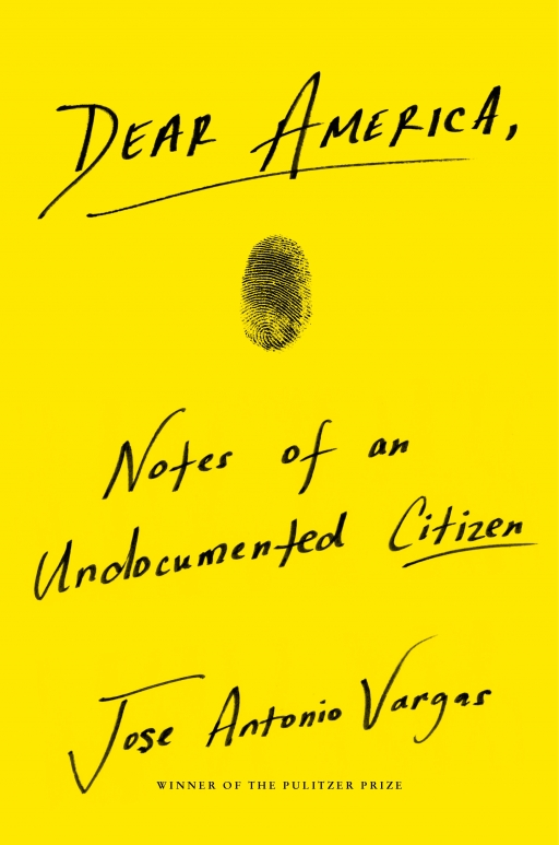 a bright yellow cover of a book with black writing