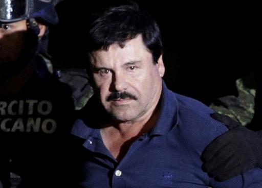 """a closeup of Joaquin """"El Chapo"""" Guzman's face"""