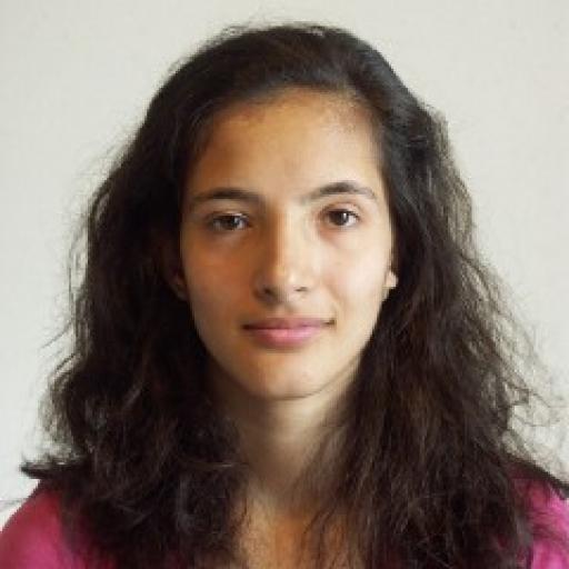 A portrait of reporter Maya Averbuch