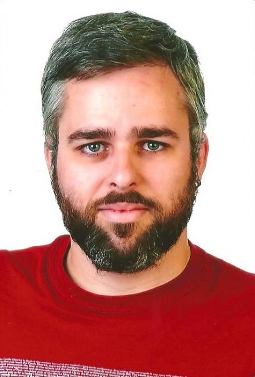 Raphael Garcia portrait.