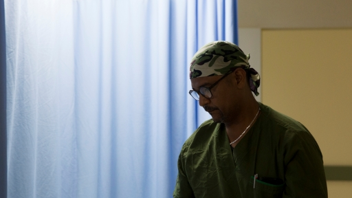 a venezuelan doctor