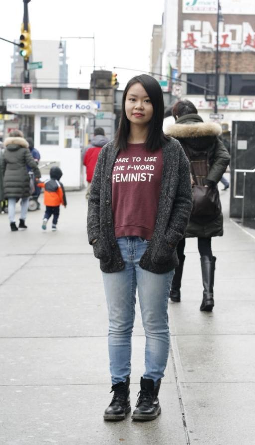 Chinese feminist