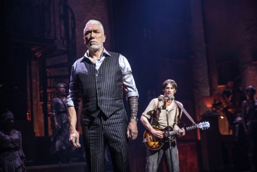 Patrick Page in Hadestown