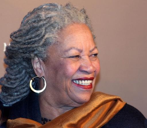 Writer Toni Morrison