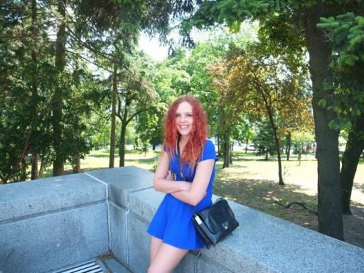Portrait of Aleksandra Lempp