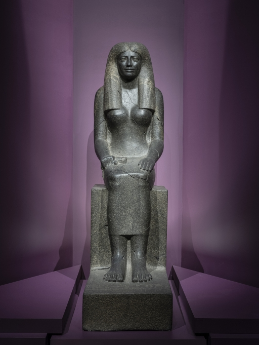 Ancient Nubia Now exhibition at the Museum of Fine              Arts, Boston. Oct. 13, 2019 to Jan. 20, 2020