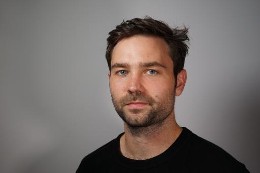 Portrait of Theo Merz