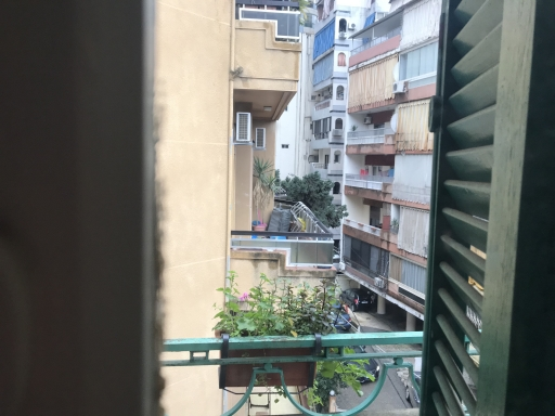 A typical apartment view setting