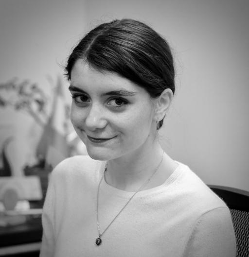 Portrait of Zoe Dutton