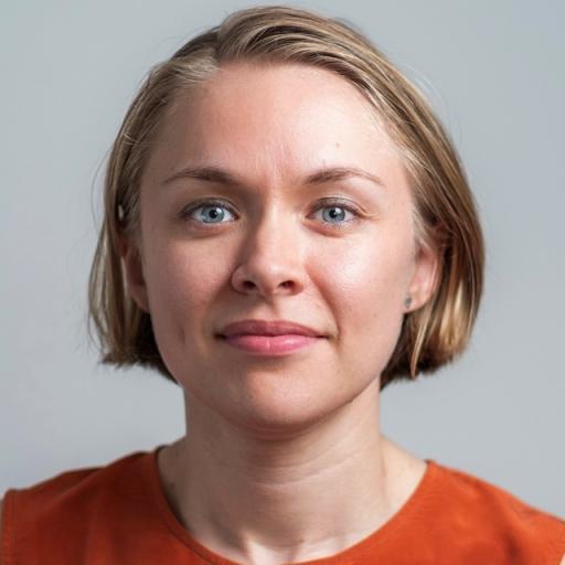 Portrait of Jennifer O'Mahony