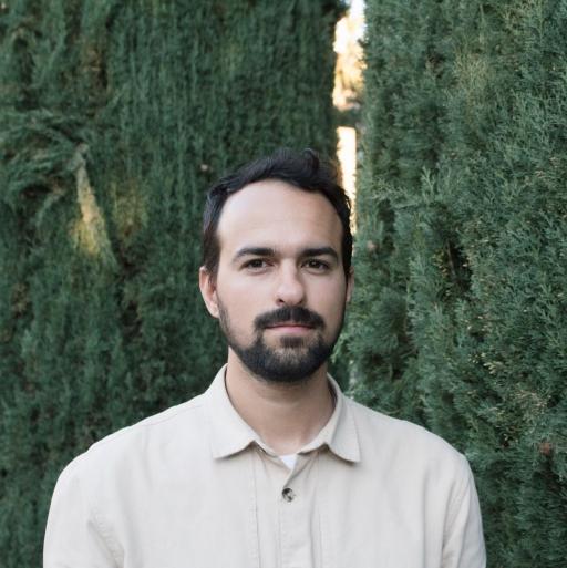 Portrait of Jack Herrera