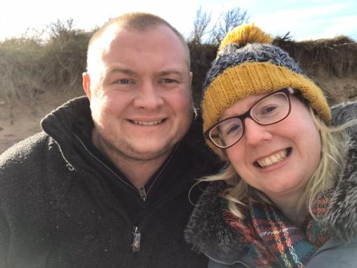 Anita Brien and her husband Matt