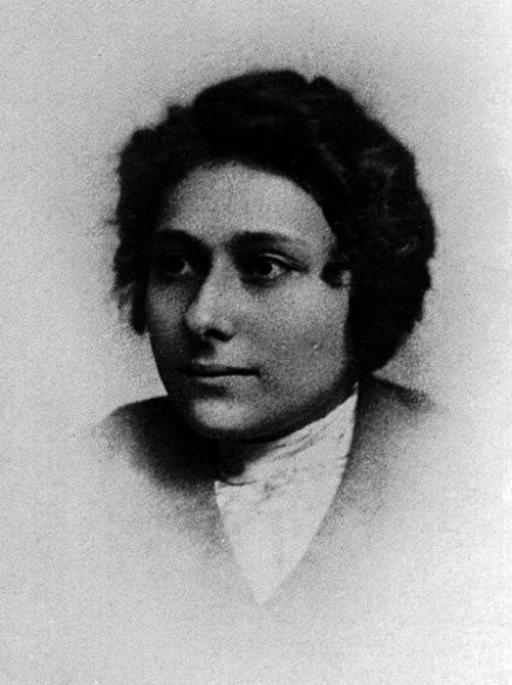 María Blanchard, 1909