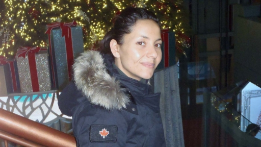Leila Bouazizi, the sister of Mohamed Bouazizi, moved to Montreal, Canada shortly after her brother's 2011 death and the Tunisian revolution.