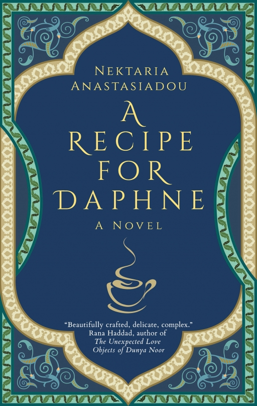 """Cover for the book """"A Recipe for Daphne"""""""