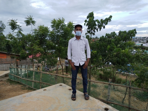 Mohammed Rezuwan is on a mission to save Rohingya folktales