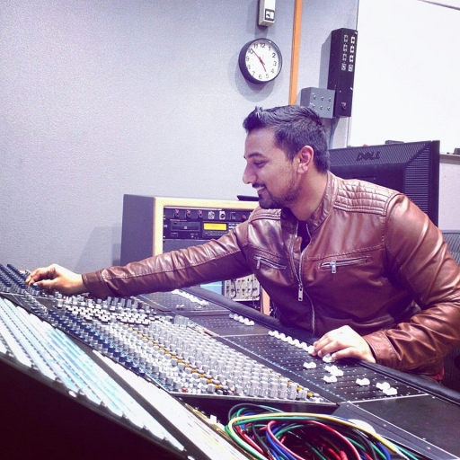Uzair Ahmed - Audio Engineer