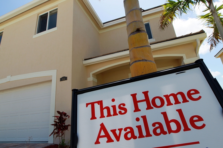 <p>Home prices rose by 5.5 percent in November, the biggest gain since the market started to drop in August 2006.</p>