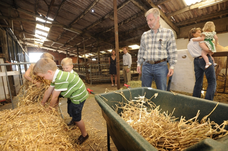 <p>Farm children at dramatically higher risk of death, injury according to a new study in the journal Pediatrics.</p>
