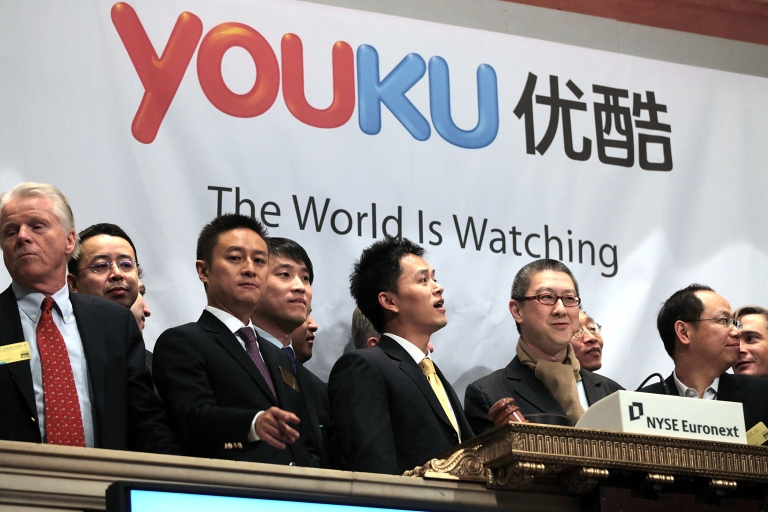 <p>Youku.com is buying Tudou Holdings Ltd. in an all-stock deal worth over $1 billion to create China's largest online video website.</p>