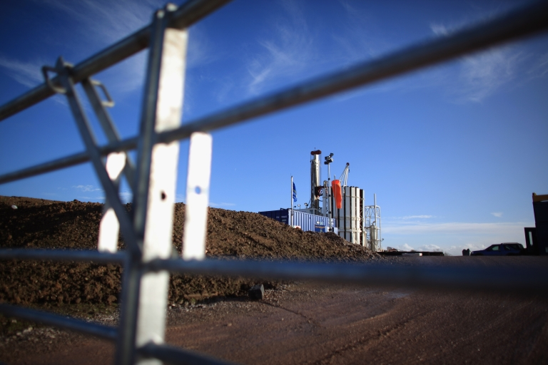 <p>Shrinking demand and increasing supply have America's natural gas suppliers scaling back production.</p>