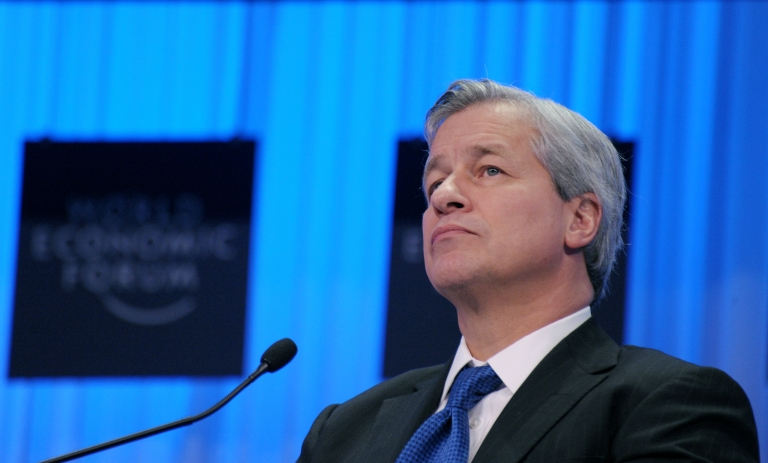 <p>JPMorgan Chase Chairman and Chief Executive Officer (CEO) James Dimon .</p>