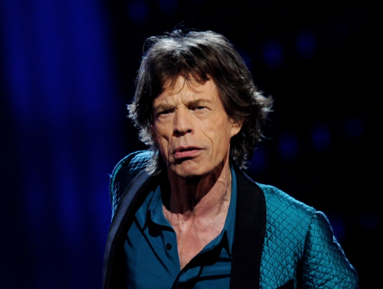 <p>Singer Mick Jagger performs onstage during the 53rd Annual GRAMMY Awards held at Staples Center on February 13, 2011 in Los Angeles, California.</p>
