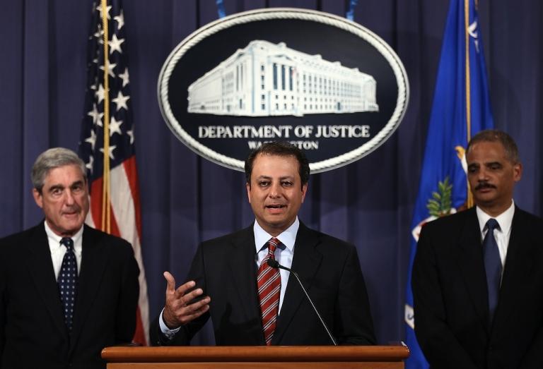 <p>America's top security officials describe a plot stranger than fiction on October 11, 2011 in Washington, DC.</p>
