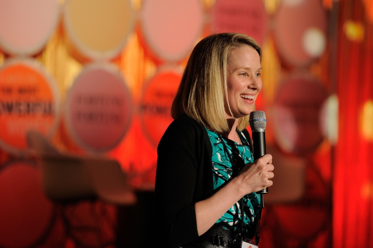 <p>One of Fortune's most powerful women, Google VP Marissa Mayer, was nominated Monday to Wal-Mart's board of directors.</p>