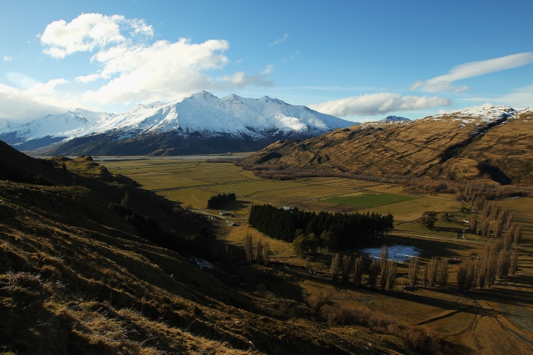 <p>A view of the Southern Alps on July 28, 2011 in Wanaka, New Zealand.</p>