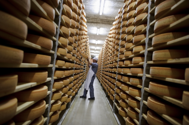 <p>Three Canadian men, including a former NRPS constable, were charged with smuggling more than C$200,000 (US $204,000) worth of cheese into southern Ontario.</p>