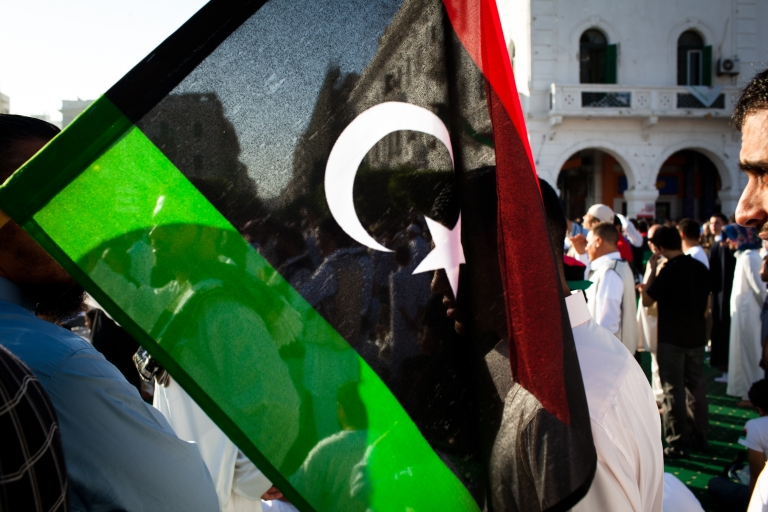 <p>Ahmed Nabil al-Taher al-Alam, the head of Libya's Olympic committee, was abducted by gunmen in the capital Tripoli. So far no arrests have been made.</p>