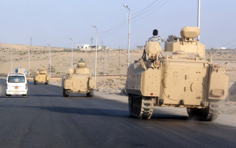 <p>Fresh attacks by militants demonstrate waning security in the Sinai.</p>