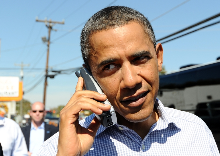 <p>President Obama called Georgetown University Law School student, Sandra Fluke, after radio host Rush Limbaugh called the student activist a