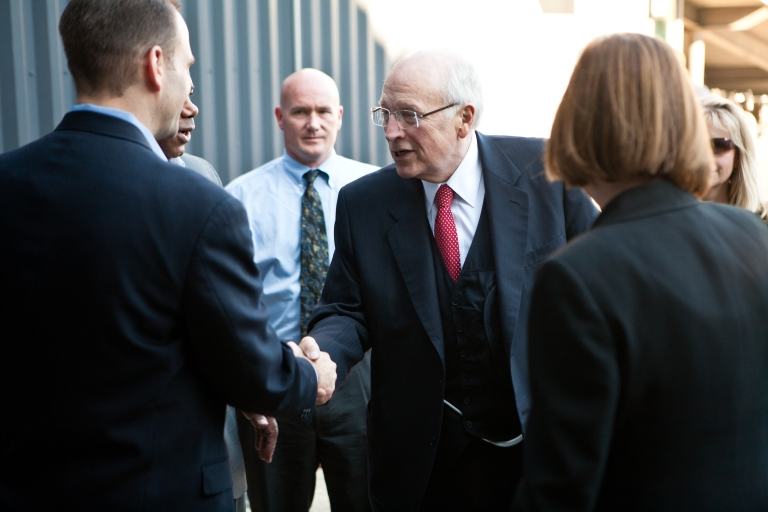 <p>Dick Cheney will begin work on a book about his medical problems.</p>
