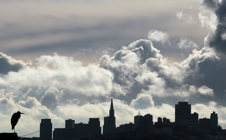 <p>A new study found that climate change is made worse by pollution trapped in thunderclouds.</p>