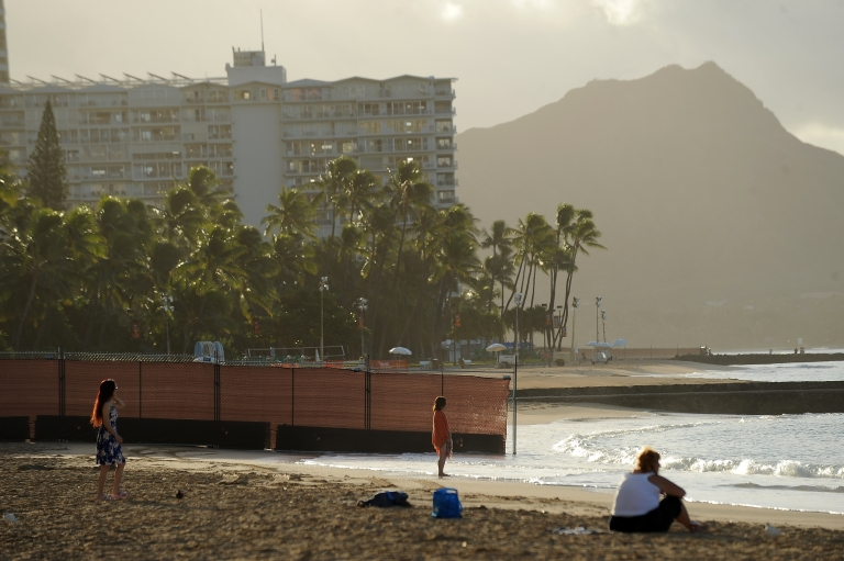 <p>A new study has found that Hawaii may be becoming flatter due to internal erosion say geologists at Brigham Young University.</p>