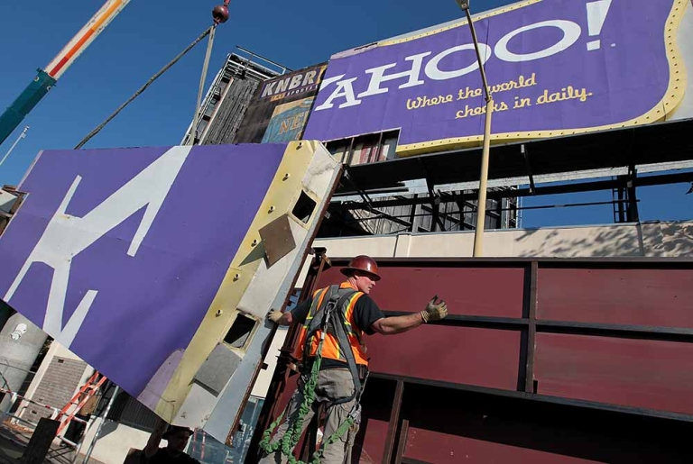 <p>Yahoo confirmed on July 12, 2012, that it was investigating a security breach that may have exposed the passwords of over 400,000 user IDs.</p>
