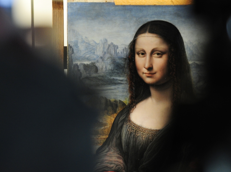 <p>Researchers believe they have unearthed the bones of Mona Lisa.</p>