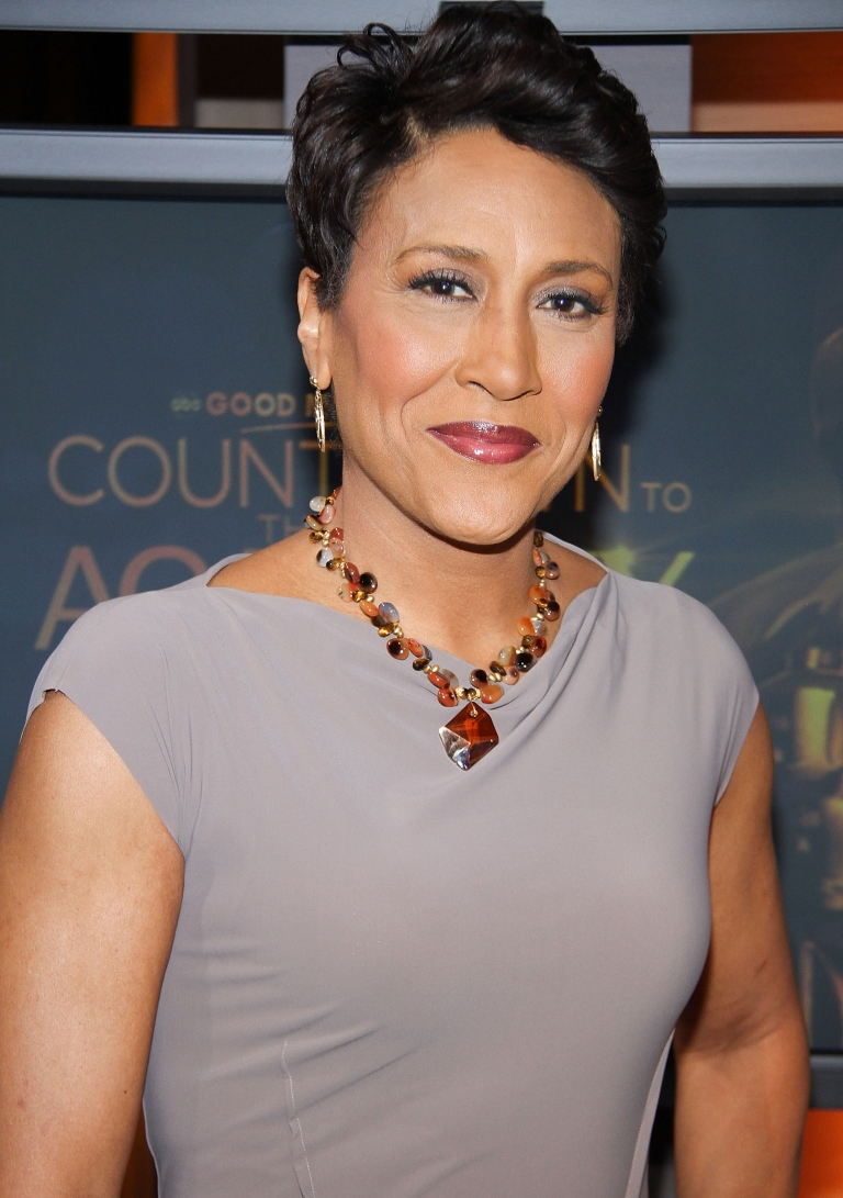 <p>Robin Roberts, cohost of Good Morning America, announced she is seeking treatment for MDS.</p>