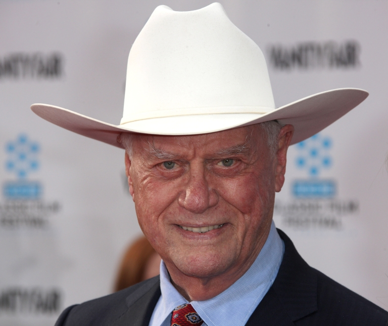 <p>Actor Larry Hagman attends the 2012 TCM Classic Film Festival Opening Night Premiere Of The 40th Anniversary Restoration Of