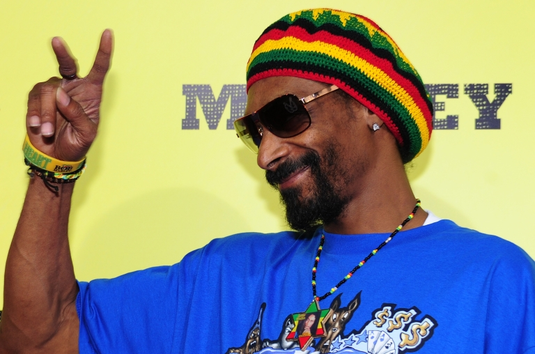 <p>Snoop Dogg has officially changed his name to Snoop Lion to go with his new reggae image.</p>