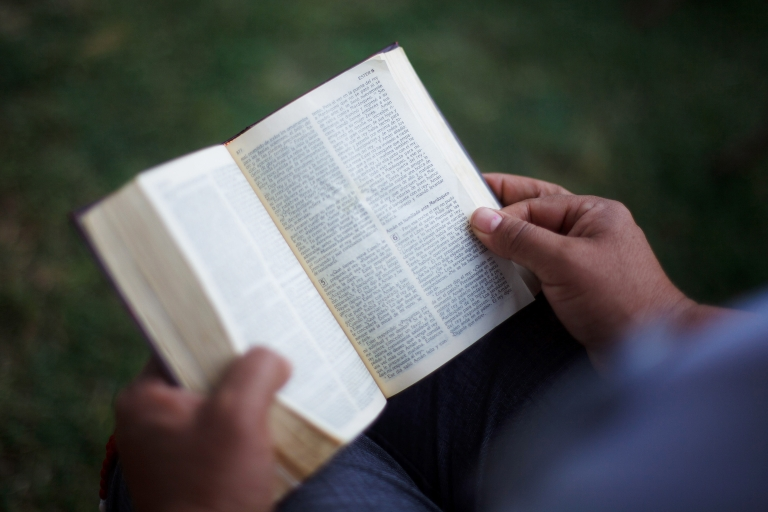 <p>A new survey found that nearly 20 percent of Americans have no religion.</p>