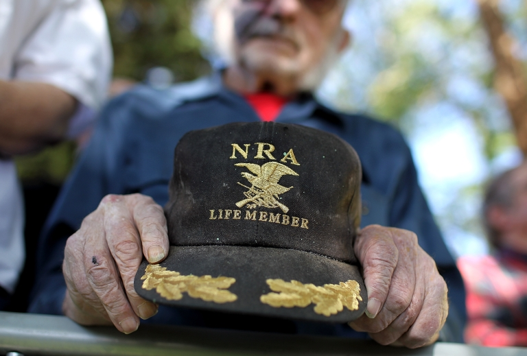 <p>The National Rifle Association has gone silent after the Sandy Hook elementary school shooting left 20 children dead.</p>