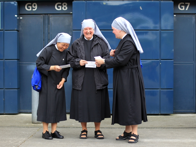 <p>A new study shows that Ireland is abandoning religion at a staggering pace.</p>