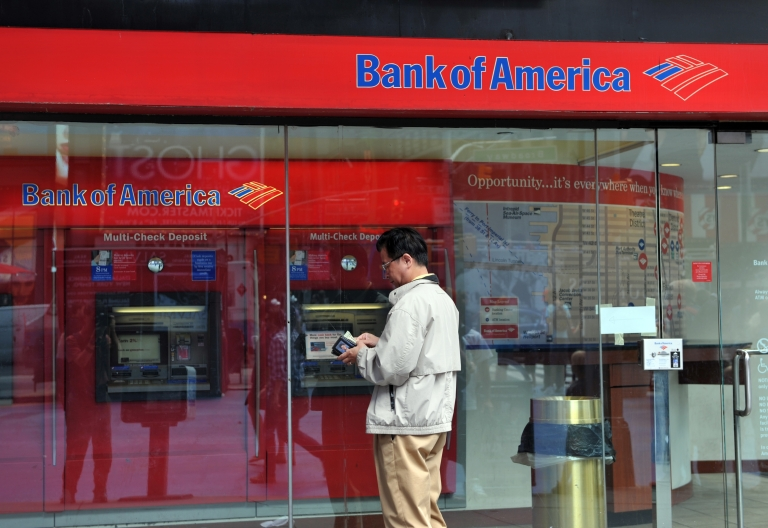 <p>Bank of America to cut 16,000 jobs as part of a restructuring effort to save money.</p>