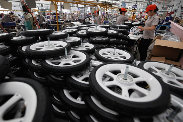 <p>The US Consumer Product Safety Commission has ordered a mass recall of strollers.</p>