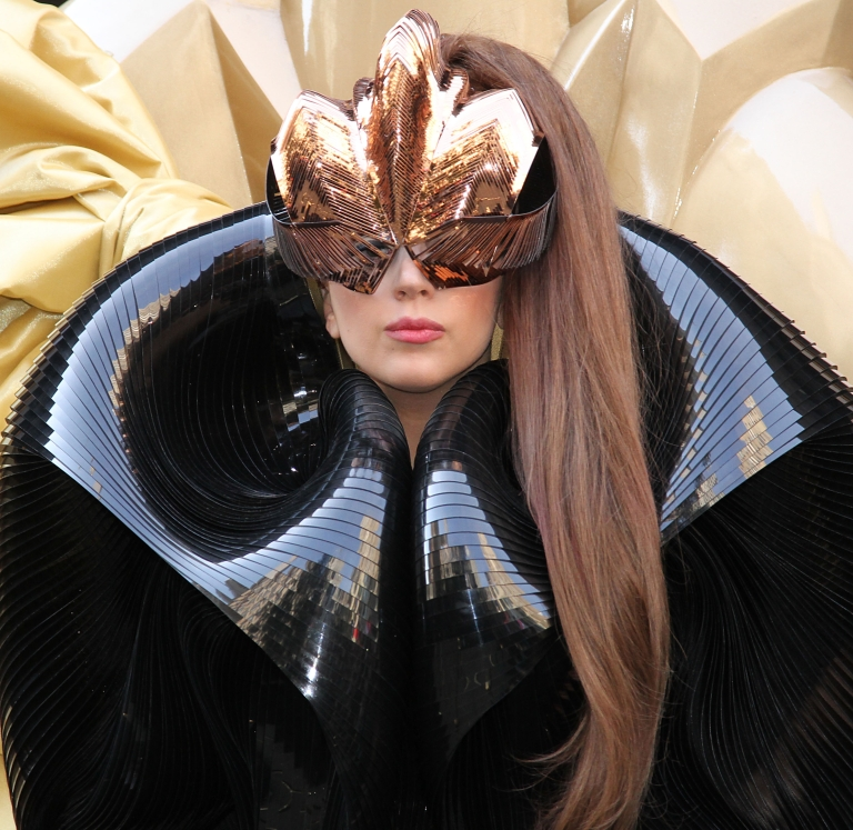 <p>Lady Gaga reportedly spent 5 hours with Julian Assange in the Ecuadorian Embassy.</p>