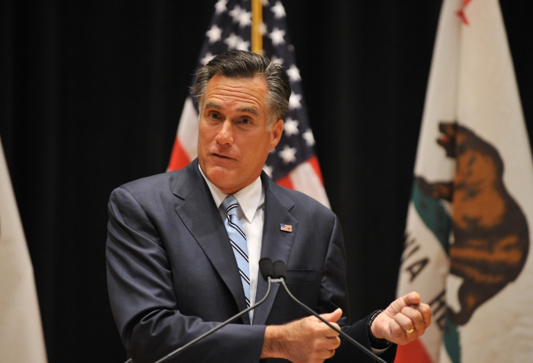 <p>The Romney campaign is seeing red, in its accounting books that is. The campaign is $11 million in debt.</p>