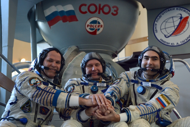 <p>The International Space Station will change orbits tomorrow to protect astronauts onboard from space debris.</p>